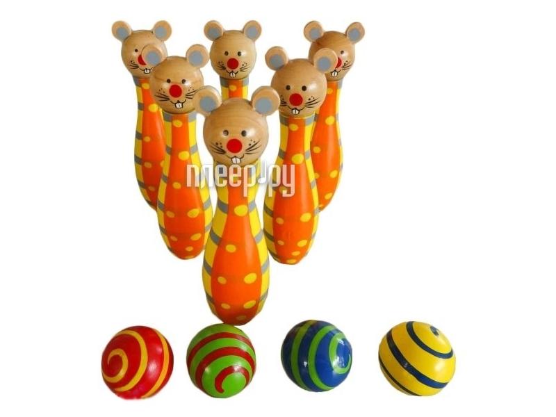 Игра Mapacha боулинг веселые мышки 76415  Pleer.ru  479.000