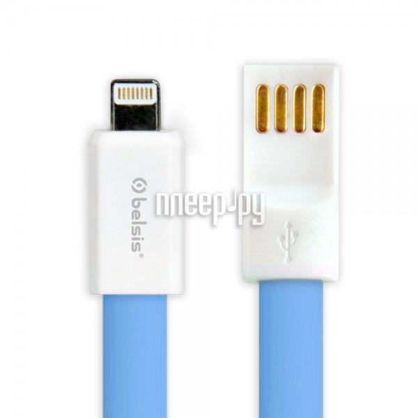 Аксессуар Belsis Lightning - USB A 1m BS1013 Blue  Pleer.ru  811.000