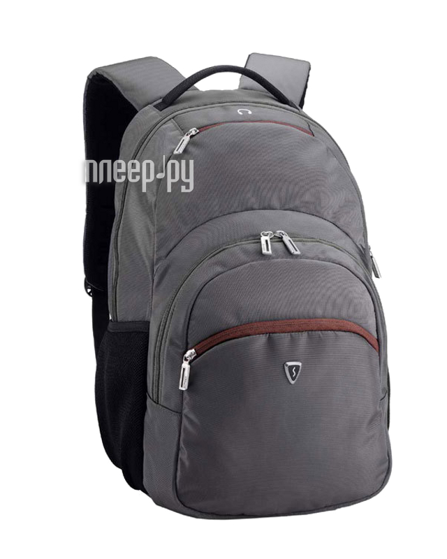 Рюкзак Sumdex 15.6 PON-391GY Grey  Pleer.ru  1351.000