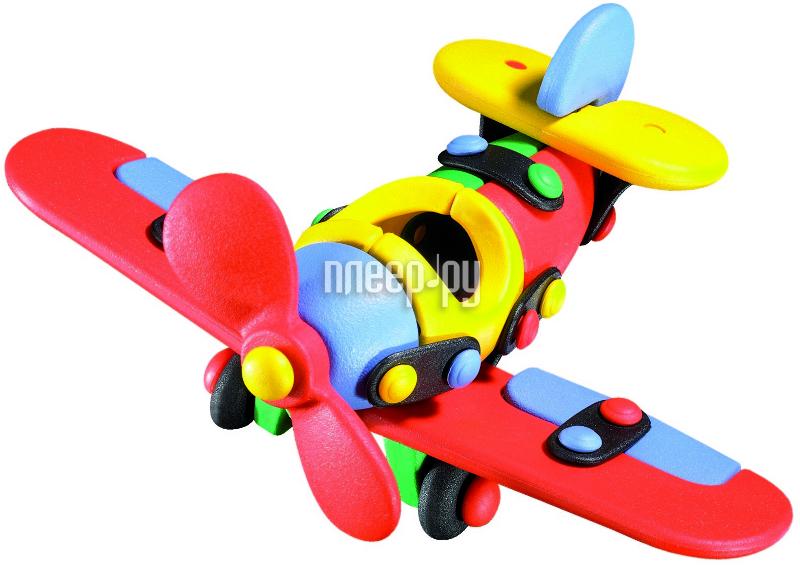 Конструктор Mic-O-Mic Самолёт малый 089.002  Pleer.ru  401.000