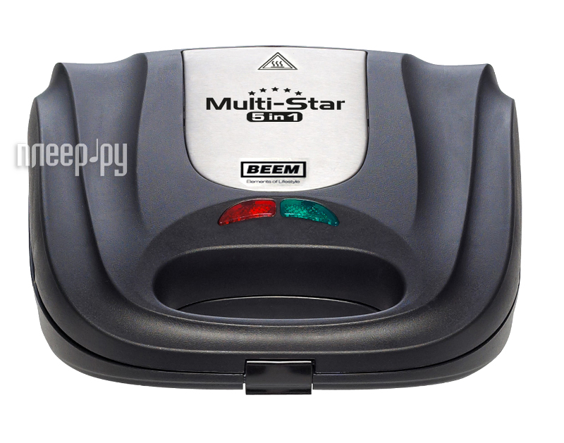 Бутербродница Beem Multi-Star 5 in 1 D2000755  Pleer.ru  2029.000