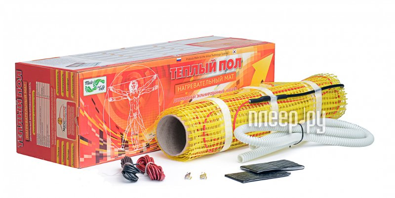 Теплый пол NanoThermal 2MNT-5-150-750  Pleer.ru  6874.000