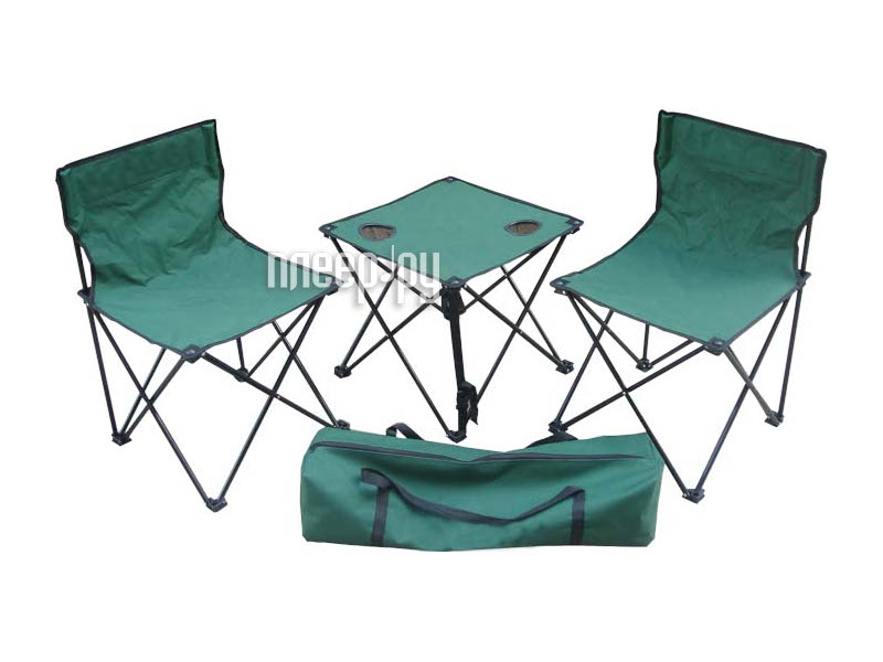Мебель Boyscout 61125 - набор стол со стульями  Pleer.ru