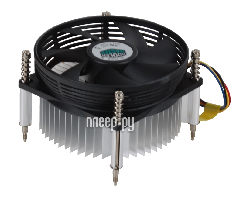 Кулер Cooler Master DP6-9GDSB-PL-GP (LGA1155/LGA1156)