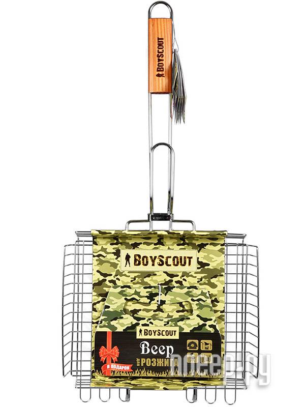 Аксессуар Boyscout 61302 - решетка-гриль универсальная  Pleer.ru  200.000