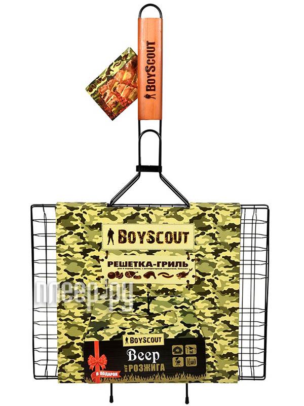Решетка-гриль Boyscout 61312