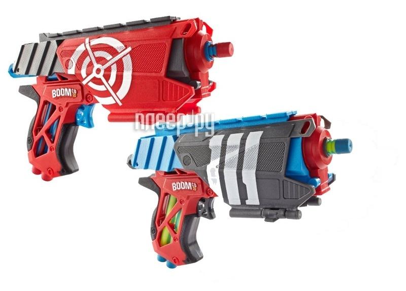 Бластер Mattel Boomco Dual Defenders BGY63  Pleer.ru  2006.000