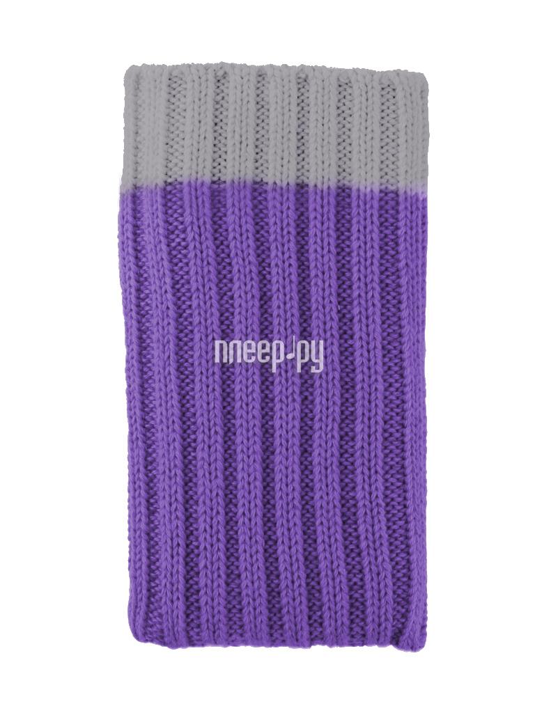 Аксессуар Чехол Socks универсальный Violet  Pleer.ru  289.000