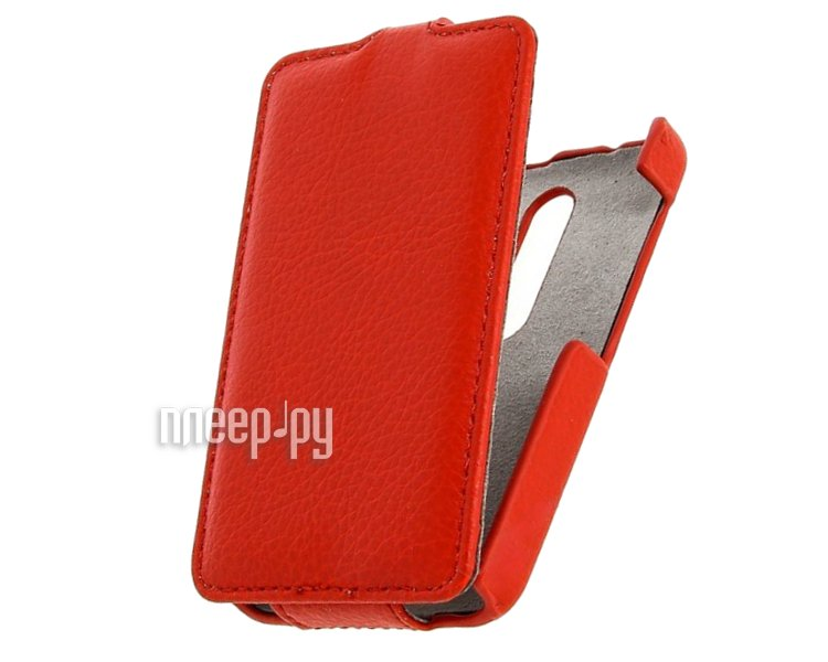 Аксессуар Чехол Nokia Asha 501 Gecko Red  Pleer.ru  998.000