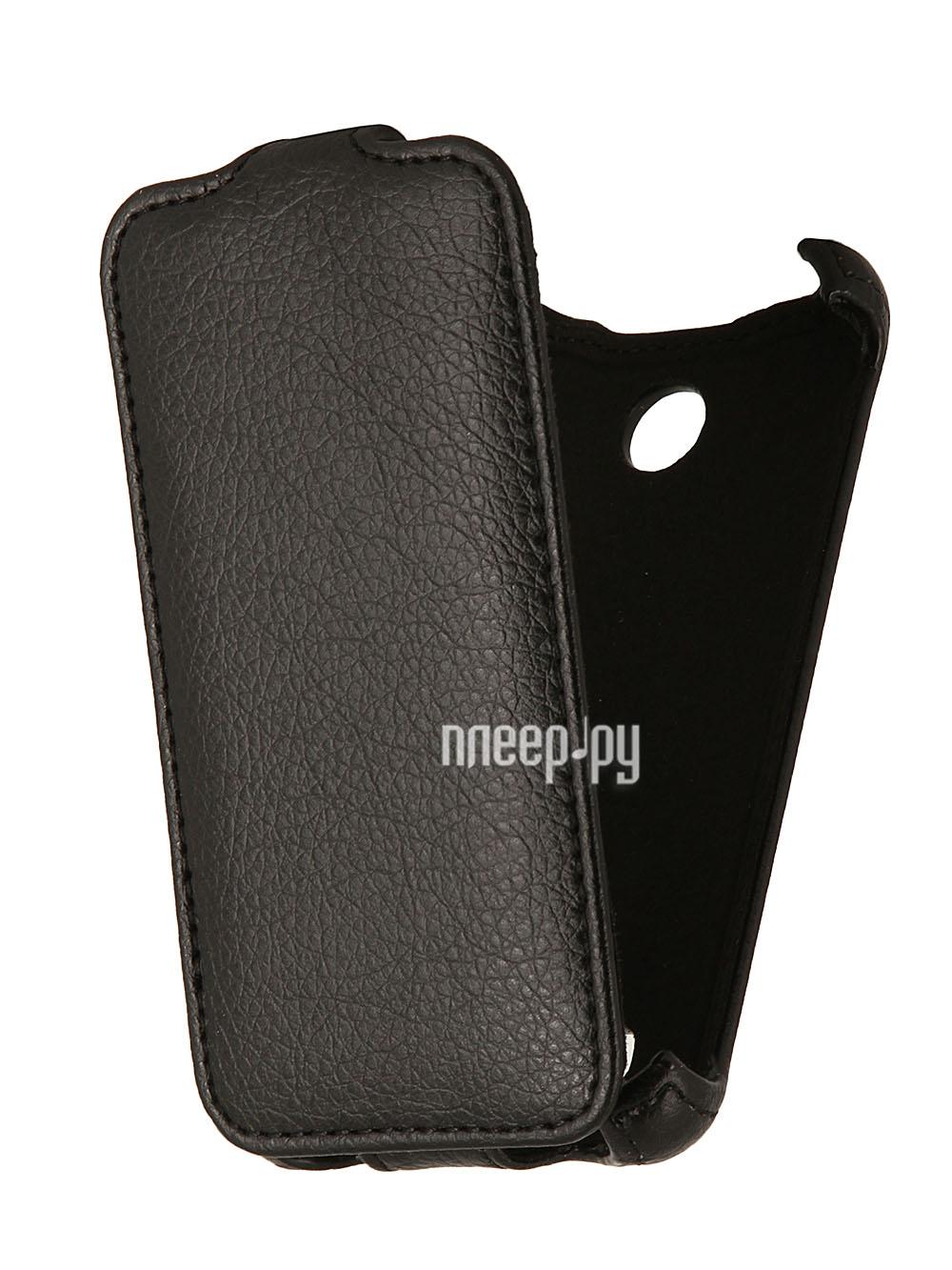 Аксессуар Чехол Sony Xperia E1 Dual Gecko Black  Pleer.ru  998.000