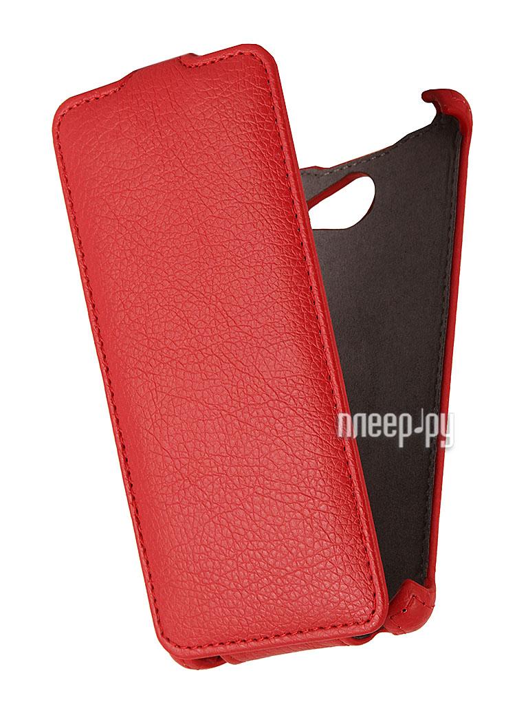 Аксессуар Чехол Sony Xperia M2 Gecko Red  Pleer.ru  998.000