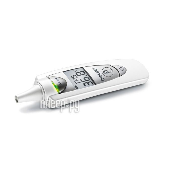 Термометр Beurer FT55 Silver  Pleer.ru  1358.000