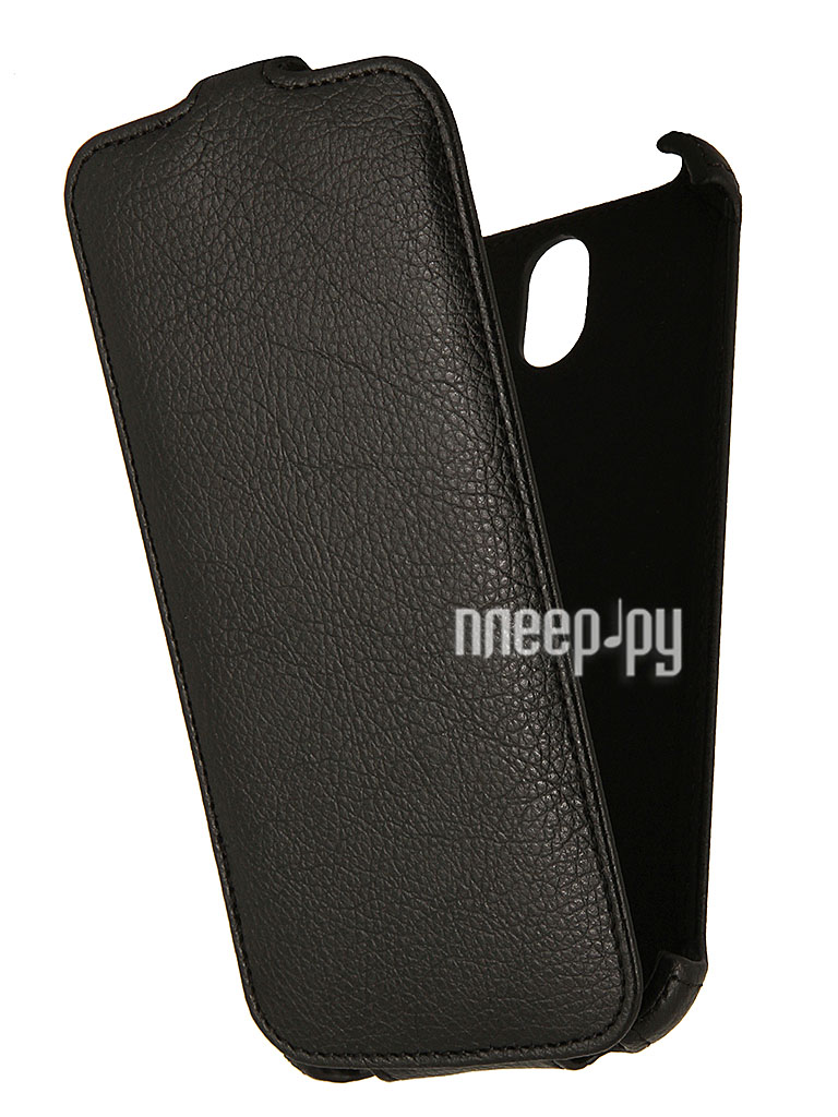 Аксессуар Чехол Explay Communicator EcoStyle Flip Sheel Black ESH-F-EXPCOM-BL  Pleer.ru  264.000