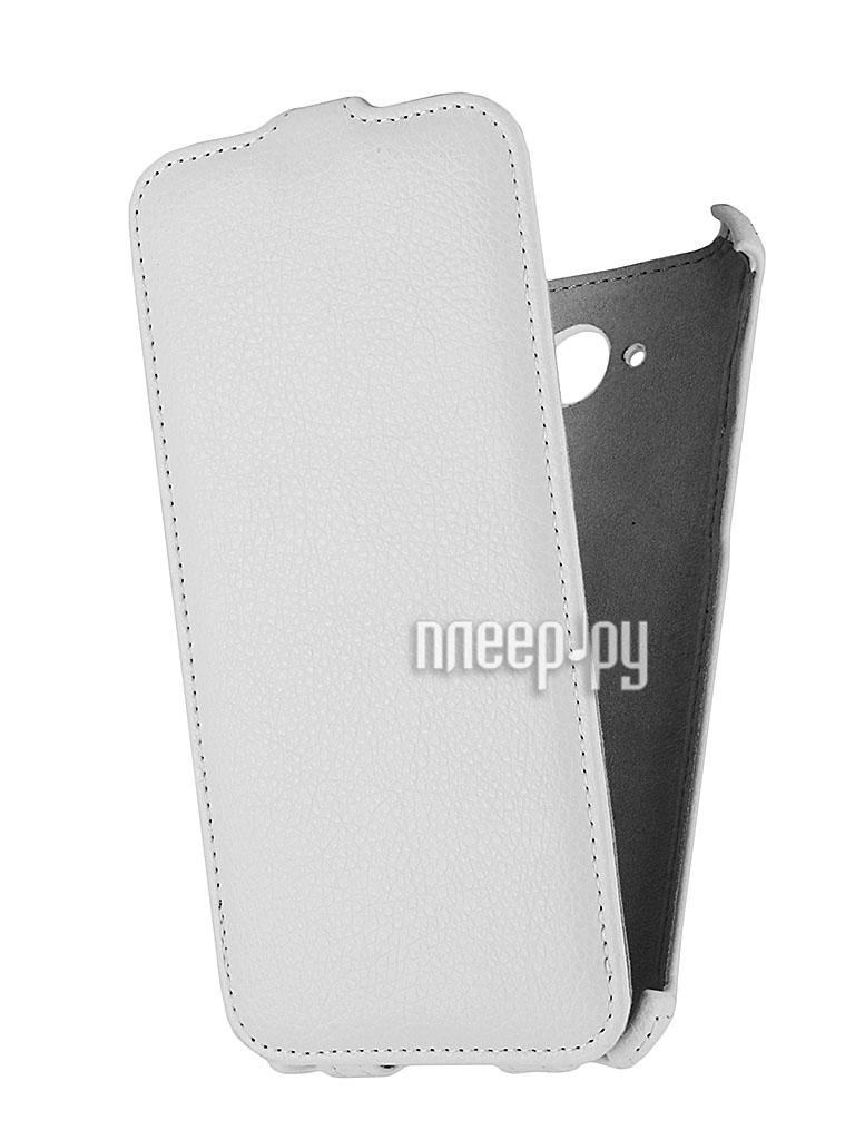 Аксессуар Чехол Lenovo S930 EcoStyle Flip Sheel White ESH-F-LS930-WH  Pleer.ru  264.000
