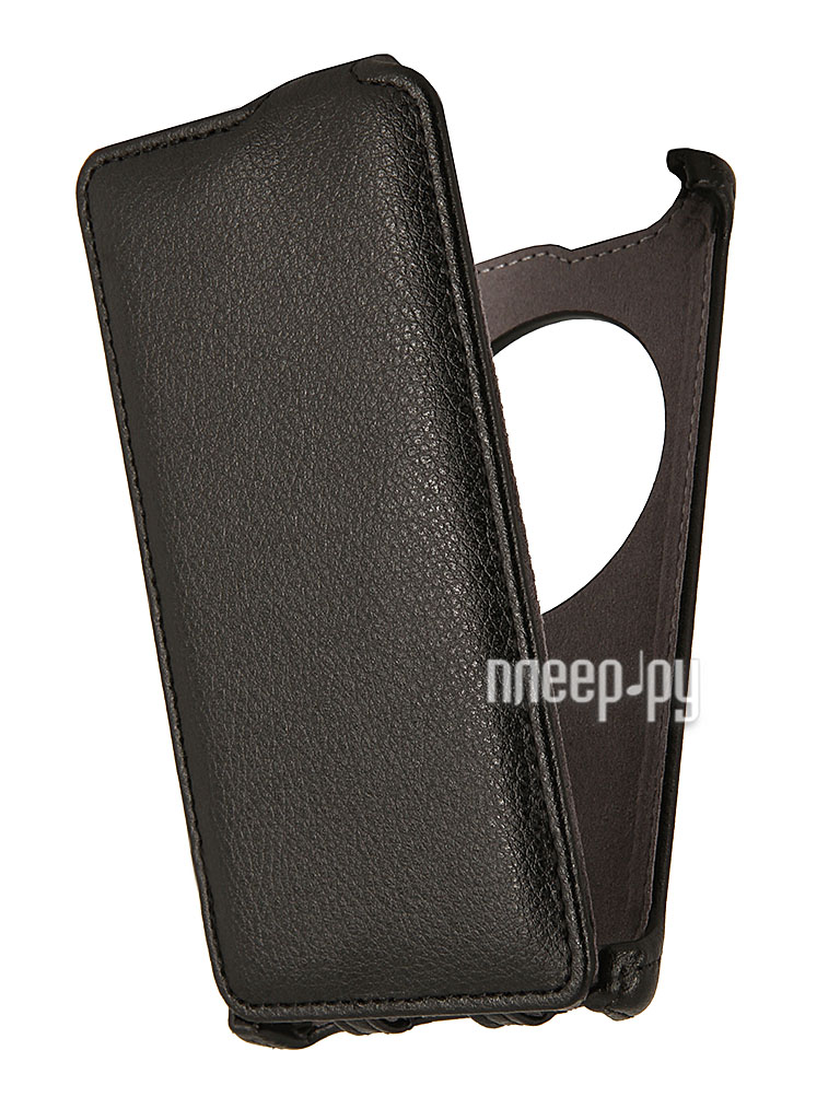 Аксессуар Чехол Nokia Lumia 1020 EcoStyle Flip Sheel Black ESH-F-NOK1020-BL  Pleer.ru  1069.000