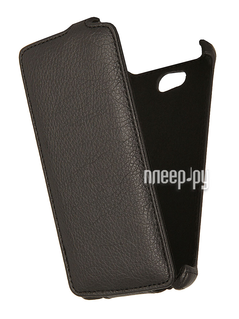 Аксессуар Чехол Philips W8510 EcoStyle Flip Sheel Black ESH-F-PHW8510-BL  Pleer.ru  1069.000