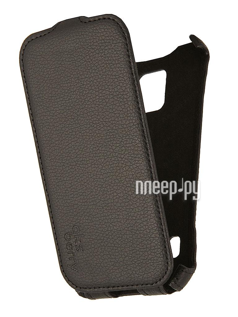 Аксессуар Чехол Samsung Galaxy S5 Active Aksberry Black  Pleer.ru  1129.000
