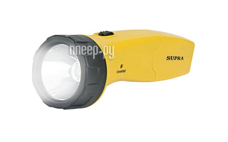 Фонарь SUPRA SFL-PLR-1L Yellow  Pleer.ru  100.000