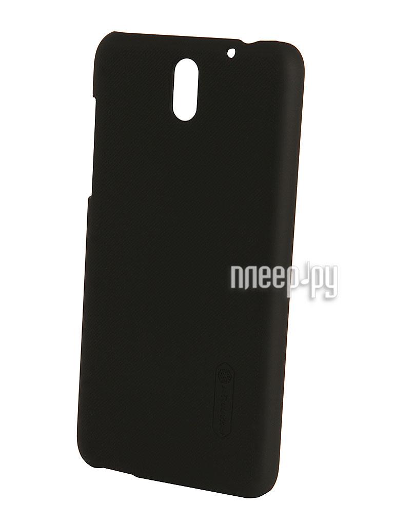 Аксессуар Чехол HTC Desire 610 Nillkin Super Frosted Shield Black T-N-HD610-002  Pleer.ru  1100.000