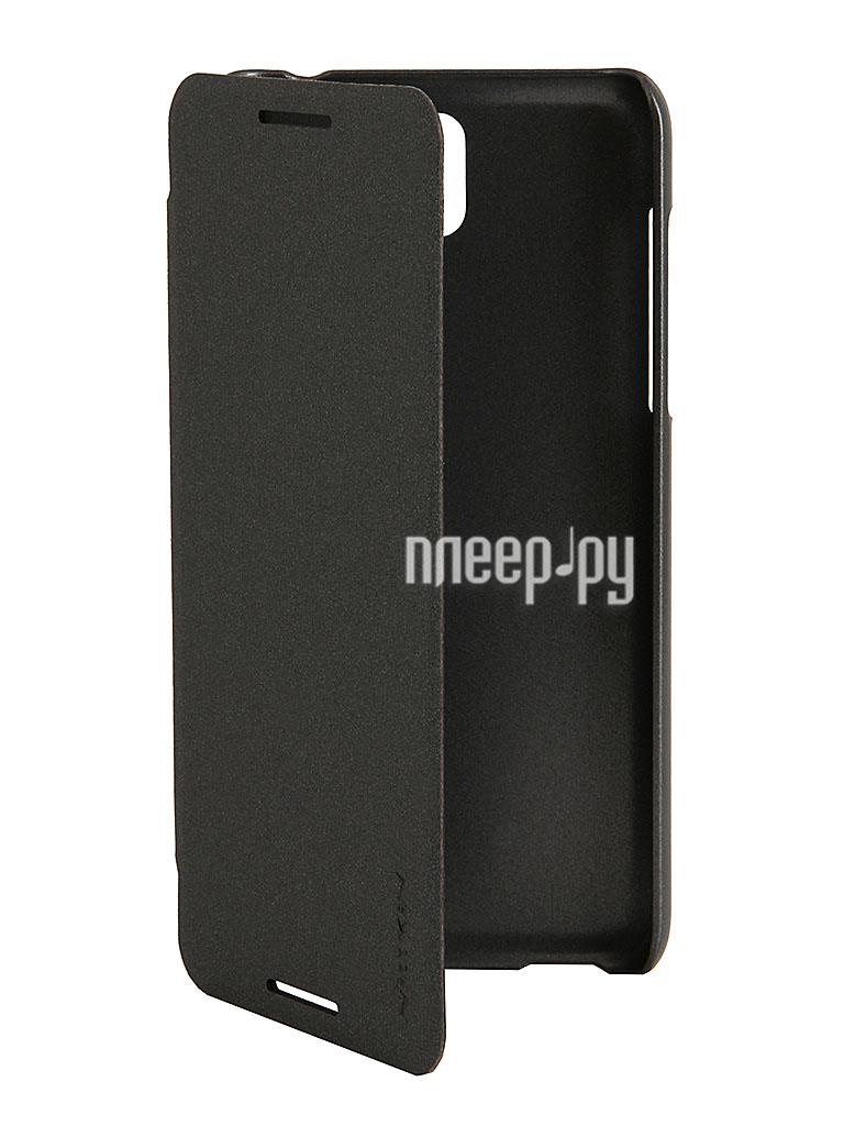 Аксессуар Чехол HTC Desire 610 Nillkin Sparkle Leather Case Black T-N-HD610-009  Pleer.ru  1199.000