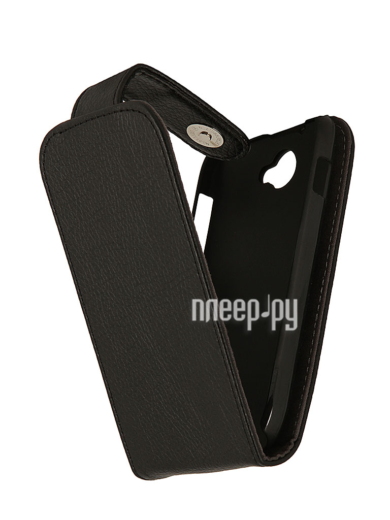 Аксессуар Чехол Explay A400 iBox Classic Black  Pleer.ru  939.000