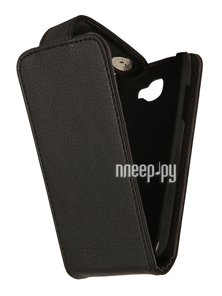 Аксессуар Чехол KENEKSI Norma iBox Classic Black  Pleer.ru  939.000