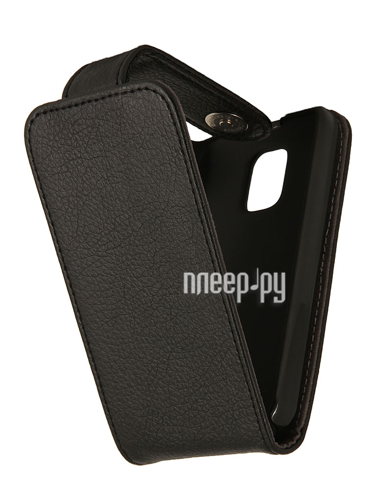 Аксессуар Чехол KENEKSI Teta / Teta 2 Dual iBox Classic Black  Pleer.ru  939.000