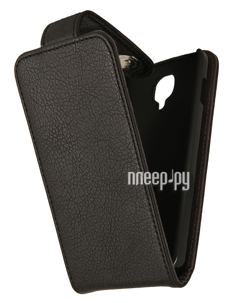 Аксессуар Чехол KENEKSI Zeta iBox Classic Black  Pleer.ru  939.000