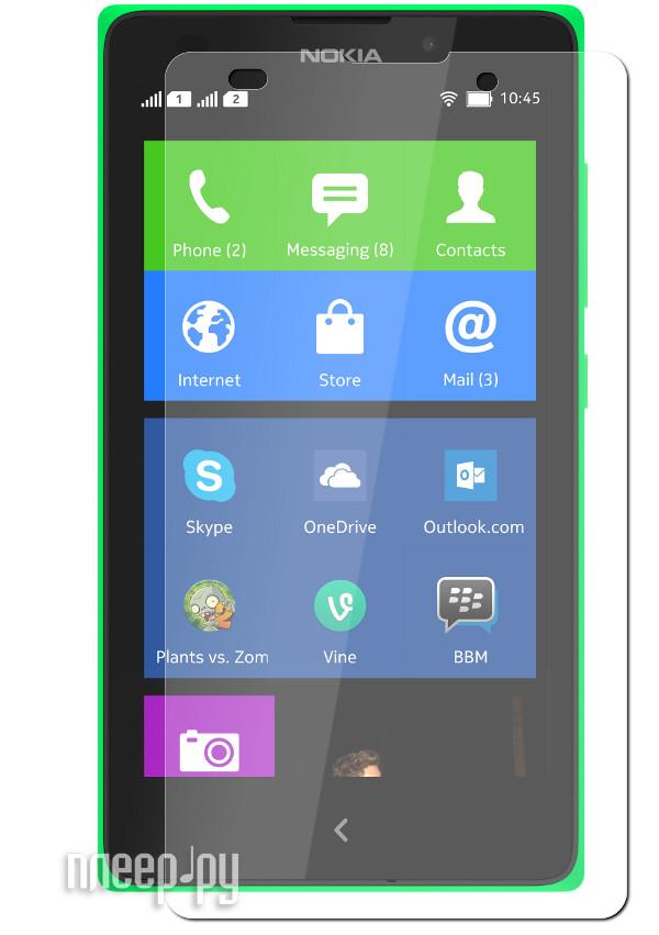 Аксессуар Защитная пленка Nokia XL Red Line  Pleer.ru  529.000