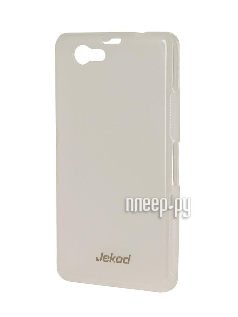 Аксессуар Чехол Sony Xperia Z1 Compact Jekod  Pleer.ru  970.000