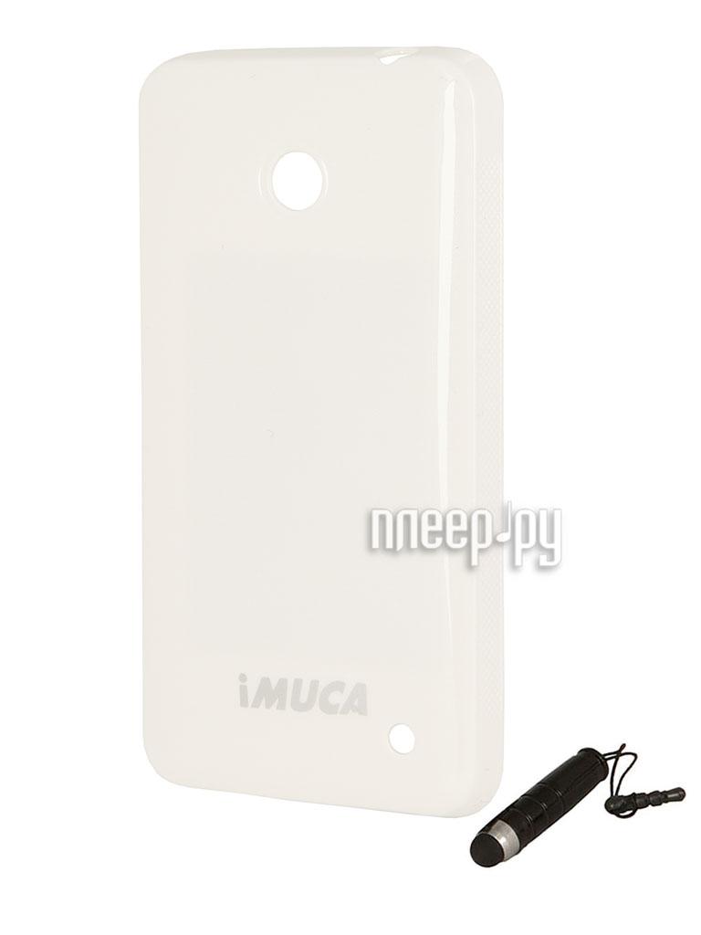Аксессуар Чехол Nokia Lumia 630 / 635 Imuca  Pleer.ru  1021.000
