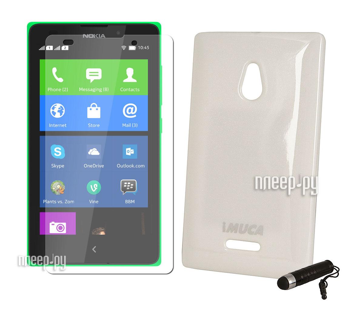 Аксессуар Чехол Nokia XL Imuca  Pleer.ru  1021.000
