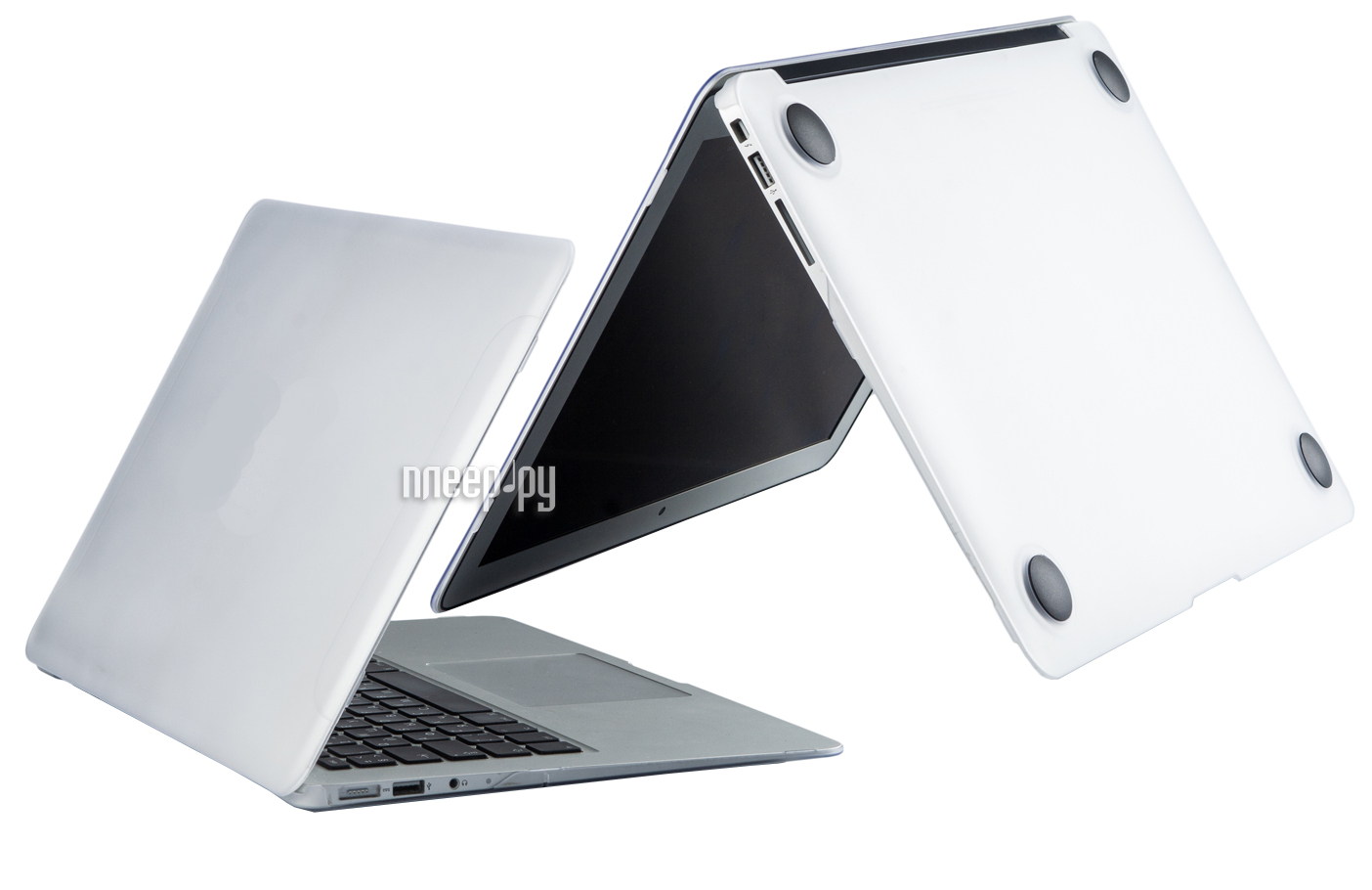 Аксессуар Чехол 11.6 BTA MacBookCase for Apple Macbook Air 11 bta-ncs-air11-clear Clear  Pleer.ru  1331.000