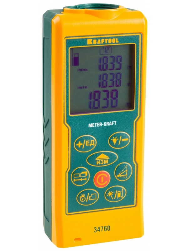 Дальномер Kraftool Laser-Kraft 34760_z01  Pleer.ru  3790.000