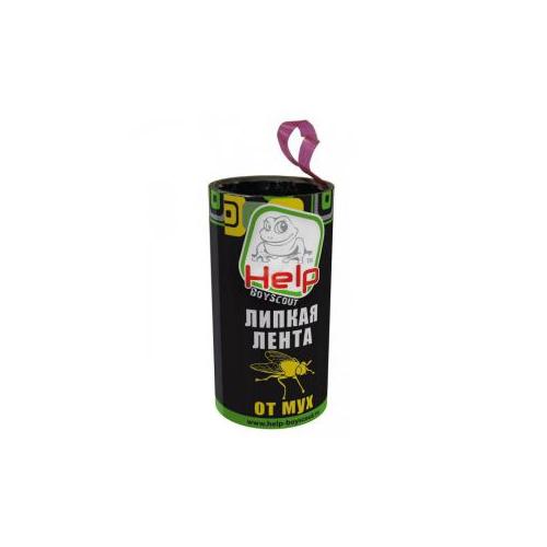 Средство защиты от мух Boyscout 80241 HELP - липкая лента