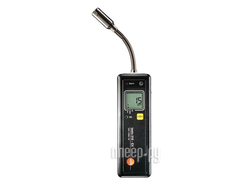 Газоанализатор Testo 316-EX  Pleer.ru  25411.000