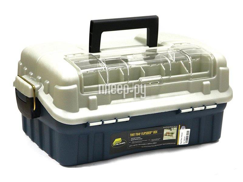 Аксессуар Большой ящик Plano 7602-00 для инструментов и приманок