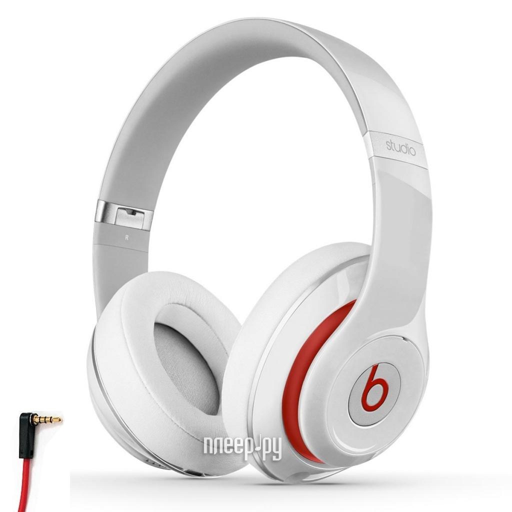 Наушники Beats Studio 2 AD04-HPH03-BT104-036 White  Pleer.ru  12899.000