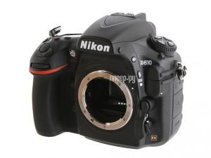 Купить Фотоаппарат Nikon D810 Body