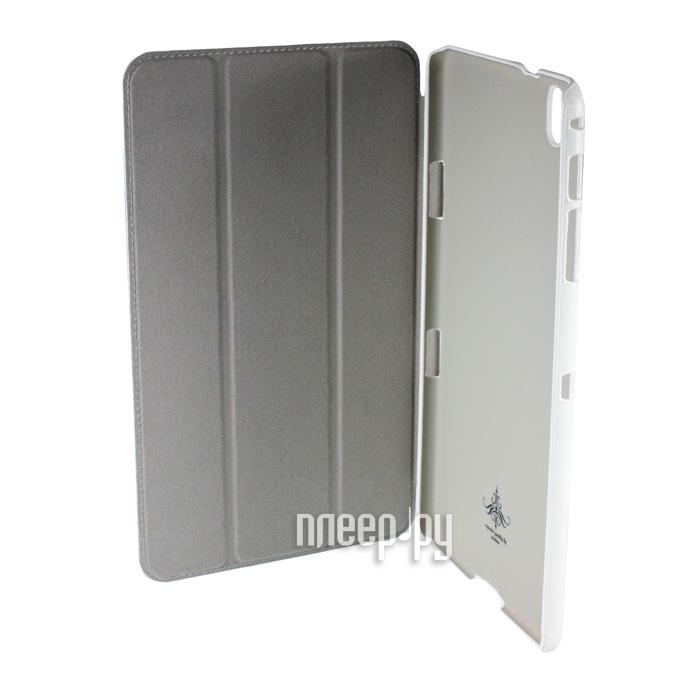 Аксессуар Чехол Samsung Galaxy Tab Pro 8.4 T320 Partner SmartCover White  Pleer.ru  860.000