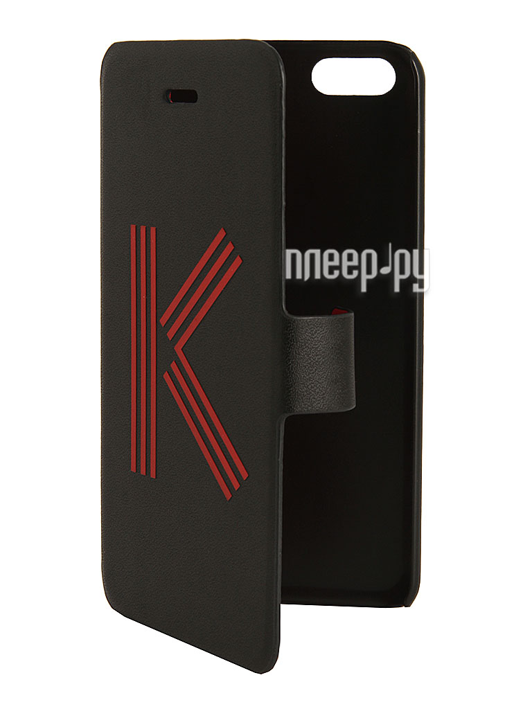 Аксессуар Чехол Kenzo Folio Logo Case K for iPhone 5C эко  Pleer.ru  1160.000