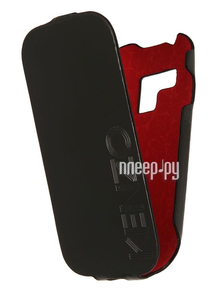 Аксессуар Чехол Samsung GT-i8190 Galaxy S III Mini Kenzo Glossy Logo Case нат  Pleer.ru  1570.000