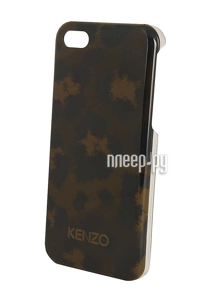 Аксессуар Чехол Kenzo Leopard Cover for iPhone 5C  Pleer.ru  998.000