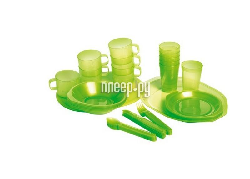 Посуда Forester C813 / 20-11-061 - набор походный из 44 предметов