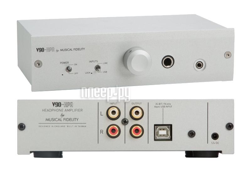 Усилитель Musical Fidelity V90-HPA V90HPA.230O  Pleer.ru  11019.000