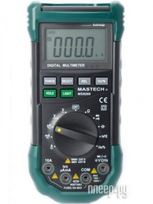 Мультиметр Mastech MS8268  - купить со скидкой