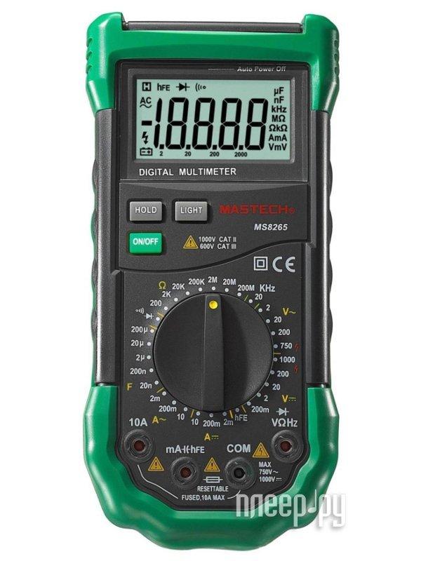 Мультиметр Mastech MS8265  Pleer.ru  1495.000