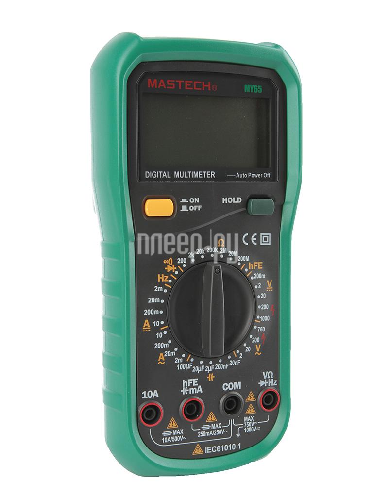 Мультиметр Mastech MY65