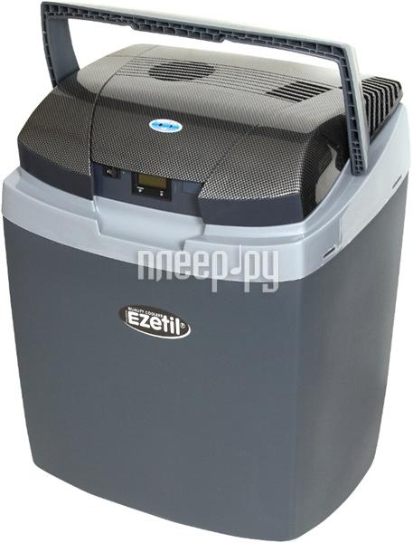 Холодильник автомобильный Ezetil E 3000 AES/LCD Carbon 12/24/230V  Pleer.ru  6798.000