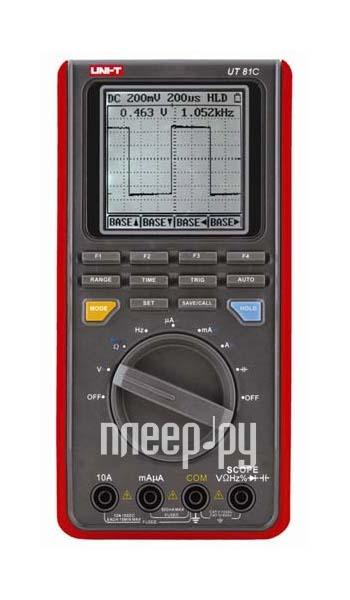 Осциллограф UNI-T UT81C  Pleer.ru  8197.000